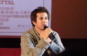 Guillaume Canet Segway
