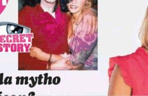 Joanna Thomae Secret Story 8)  Michael Jackson