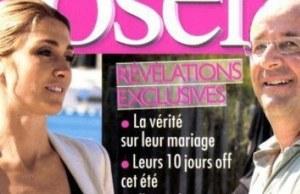 Julie Gayet François Hollande Jean-Pierre Mocky