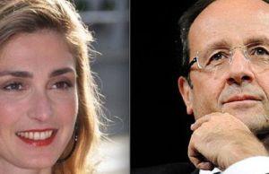 Julie Gayet et François Hollande jouent à cache-cache