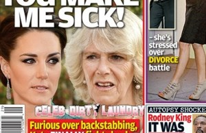 Kate Middleton guerre Camilla Parker-Bowles