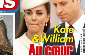 Kate Middleton soutenue  prince Charles
