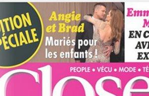 Brad Pitt et Angelina Jolie, un mariage