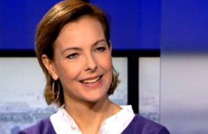 Carole Bouquet ,Valérie Trierweiler