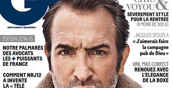 Jean Dujardin pétagede câble après son Oscar