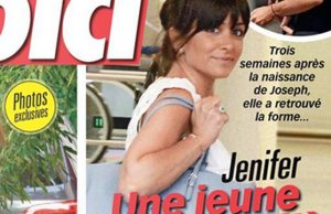 Jenifer filiforme pour la finale de The Voice Kids
