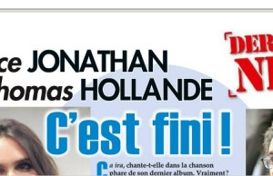 Joyce Jonathan confirme sa séparation avec Thomas Hollande