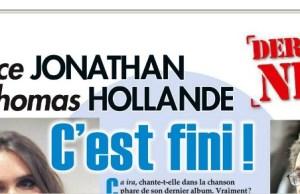 Joyce Jonathan confirme sa séparation avec Thomas Hollande
