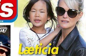 Laeticia Hallyday, une mère encore face à l'horreur