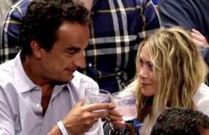 Olivier Sarkozy marié en secret avec Mary-Kate Olsen