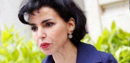 Rachida Dati ignore Najat Vallaud-Belkacem