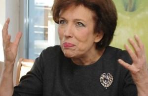 Roselyne Bachelot «une remarque olé olé» à Nicolas Sarkozy