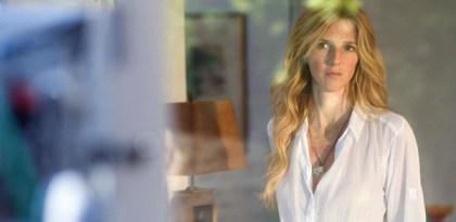 Sandrine Kiberlain, son coma Laurent Ruquier