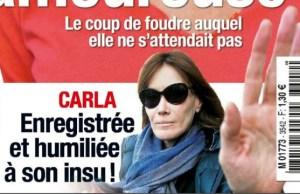 Carla Bruni  humiliée par Patrick Buisson