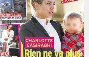 Charlotte Casiraghi et Gad Elmaleh