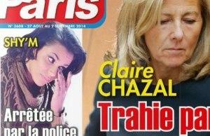 Claire Chazal «il y des choses que je ne pardonne pas