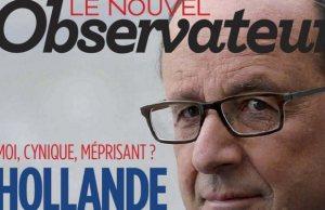 François Hollande «incapablede s'affirmer» selon Geneviève de Fontenay