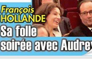 François Hollande- Julie Gayet doit-elle s'inquiéter
