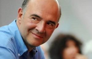 Pierre Moscovici et Anne-Michelle,