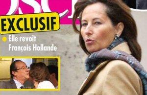 Ségolène Royal des liens très privilégiés» avec François Hollande