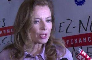 Valerie Trierweiler inspiration pour Ayem Nour