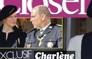 A bout, Charlène de Monaco ménagée par le prince Albert
