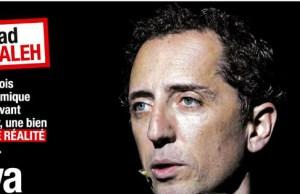 Gad Elmaleh, des implants capillaires pour plaire à Charlotte Casiraghi