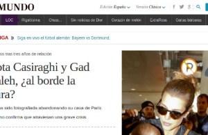 Gad Elmaleh et Charlotte Casiraghi au bord de l'implosion