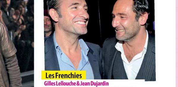 Jean Dujardin et Gilles Lellouche, vers une Saint-Valentin ensemble