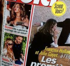 Julie Gayet se présente comme la fiancée de François Hollande