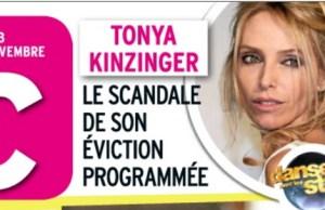Tonya Kinzinger, son départ de DALS programmé
