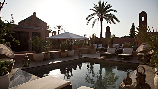 royal mansour hotel luxe marrakech