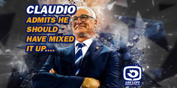 Ranieri Honest Review of The Southampton Match