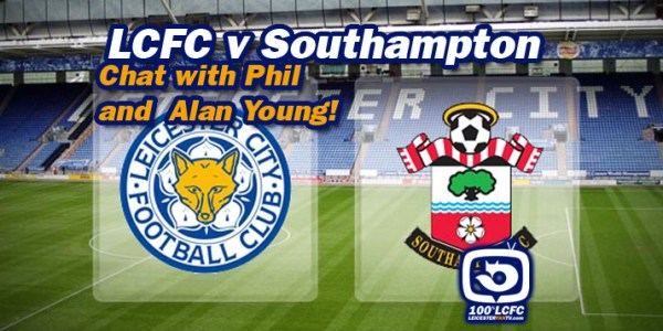Leicester v Southampton After Match Chat