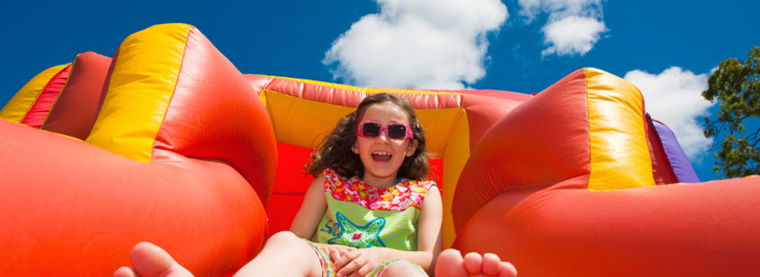 Jumping Castle Hire Melbourne - Large Slide
