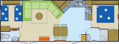 carnaby floorplan