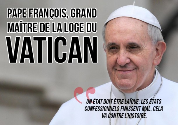 Vatican la trahison ma onnique du pape fran ois le - Les beatitudes une secte aux portes du vatican ...