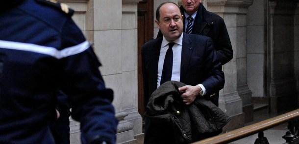 Bernard Squarcini, le 18 février 2014 à Paris.
