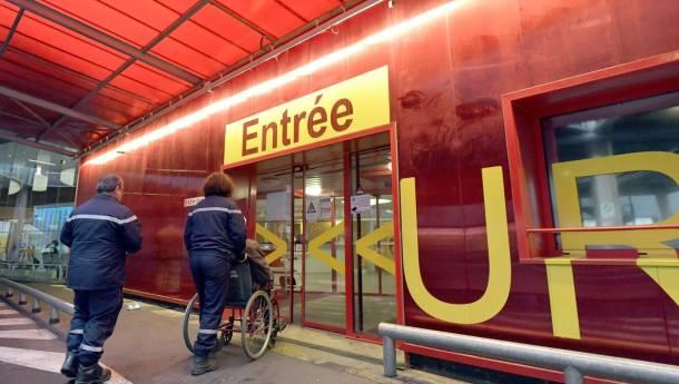 Loire Atlantique. Reportage aux urgences du CHU Hotel Dieu de Nantes où l'arrivée de la grippe a fait grimper le nombre d'accueil de patients