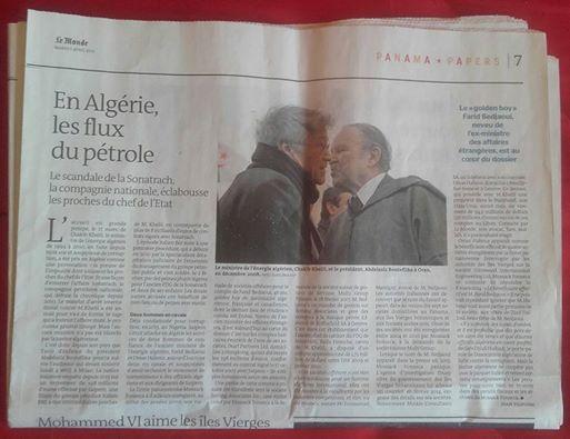 «Le Monde» aurait-il subi des pressions d'Alger ?