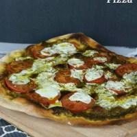 Pesto Caprese Pizza
