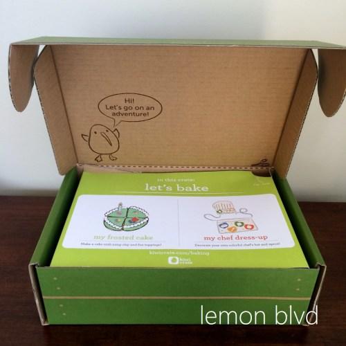 lemon blvd - Kiwi Crate Review - Lets Bake Box