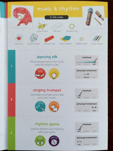 Koala Crate Review - music - messiness and parental involvement guide - lemon blvd