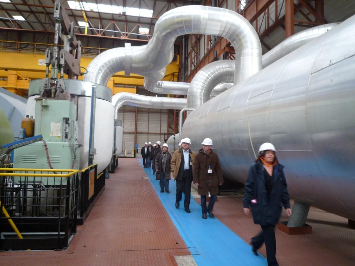 La Force d'action rapide d'EDF bientôt en place