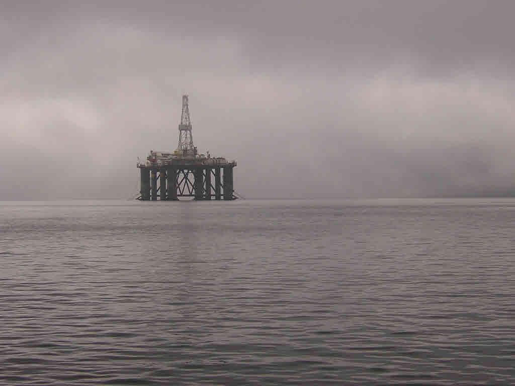 Guyane : début des forages pétroliers