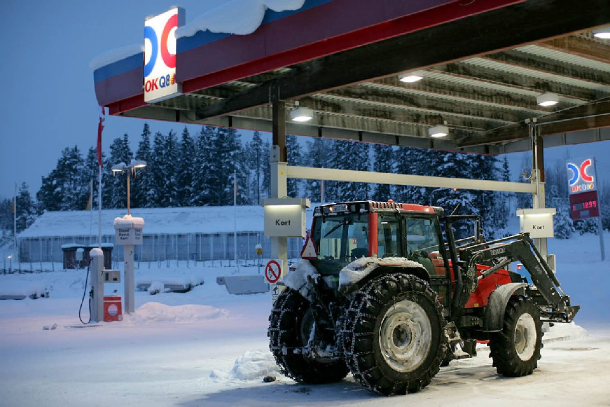 Suède : une essence hors de prix pour un parc auto «zéro thermique»
