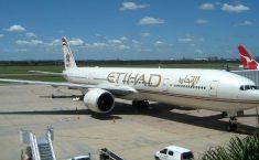 Un Boeing d'Etihad s'envole avec un biocarburant de Total