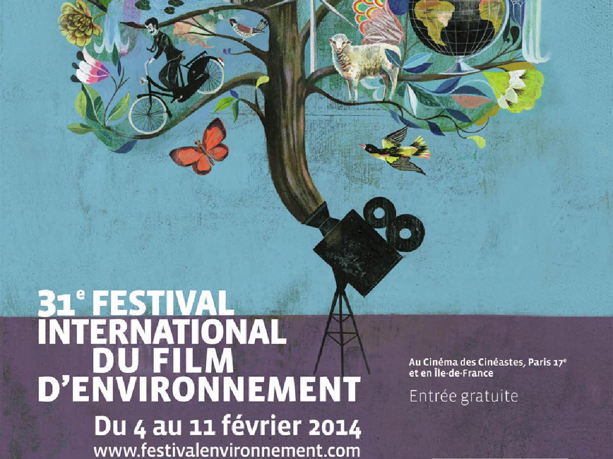 Du 4 au 11 février : Festival International du Film d'Environnement