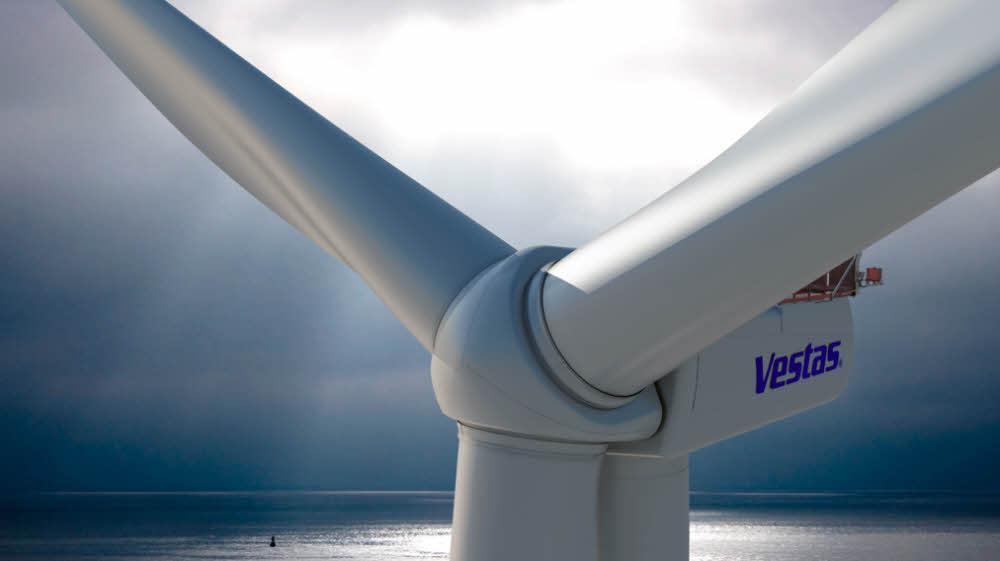 Vestas met à l'essai l'éolienne la plus puissante du monde