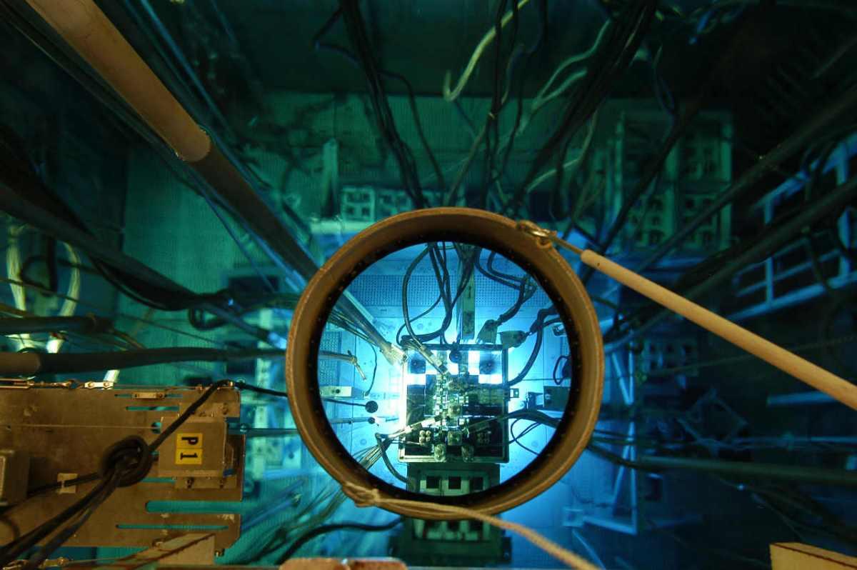 À quand la fermeture du réacteur de recherche Osiris ?